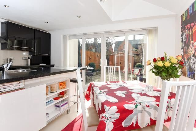 Dining Area of Windsor, Berkshire SL4