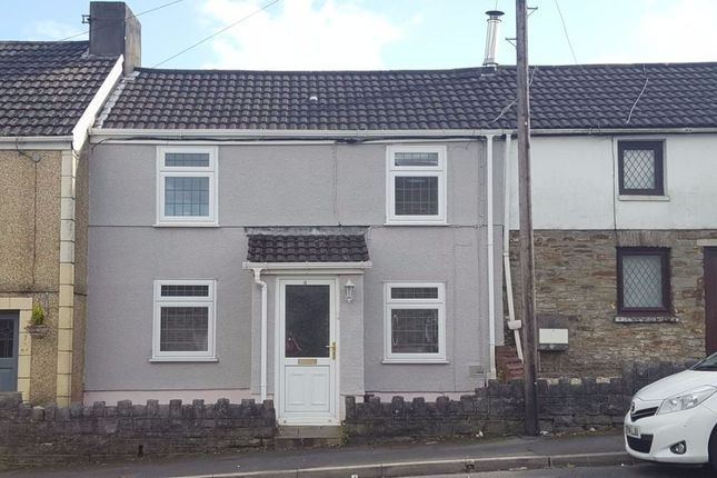 Thumbnail Terraced house for sale in Heol Tabor, Bryn, Llanelli