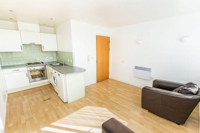 Kitchen/Lounge of Cranbrook Street, Nottingham NG1