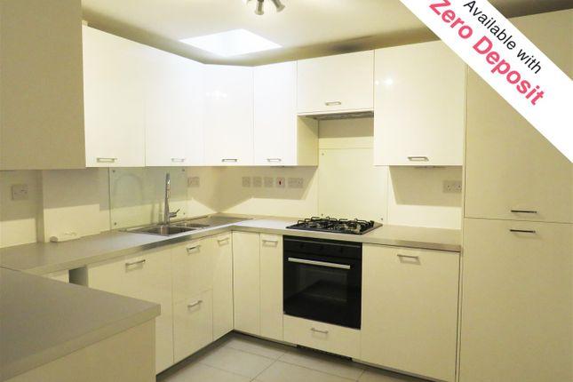 Thumbnail Flat to rent in Carlton Crescent, Southampton