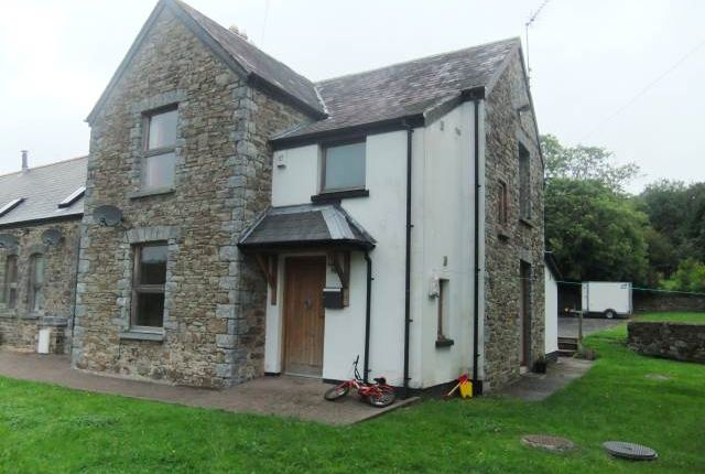 Thumbnail Property to rent in The Old Victorian School, Stepaside, Narberth