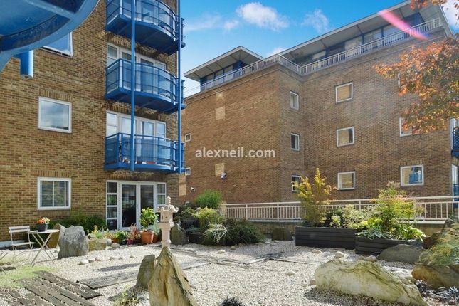 Thumbnail Flat to rent in Jardine Road, London