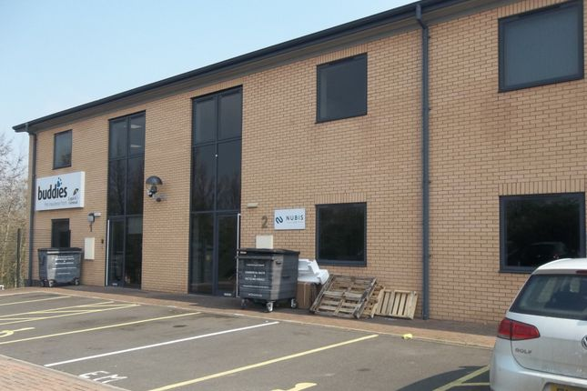 Thumbnail Office to let in Saxon House, Headway Business Park, Corby