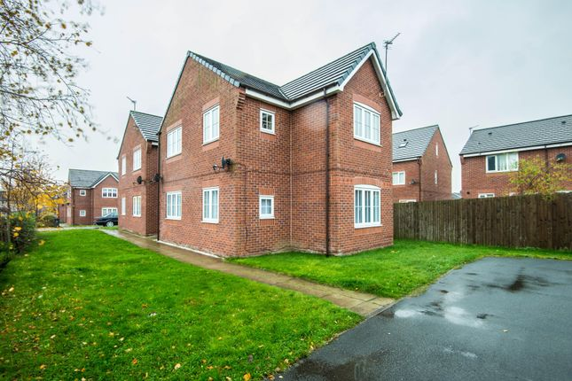 Thumbnail Flat to rent in Wervin Road, Kirkby, Liverpool