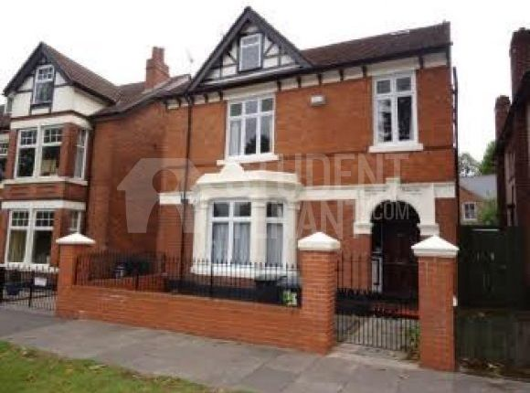 Thumbnail Shared accommodation to rent in Park Road East, Wolverhampton