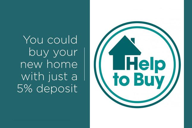 Help To Buy of High Street, Scampton, Lincoln LN1
