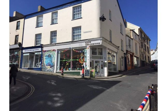 Thumbnail Commercial property for sale in 9 Grenville Street, Bideford