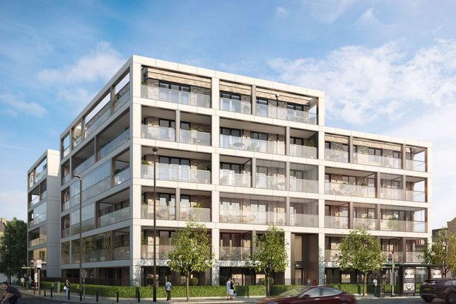 3 bed flat for sale in Chippenham Gardens, London NW6