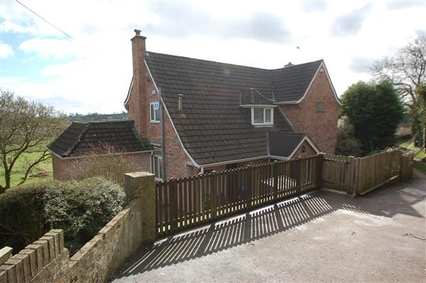 Thumbnail Detached house for sale in Pennywell Lane, Littledean, Cinderford