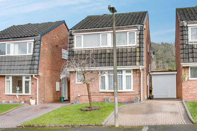 Thumbnail Link-detached house for sale in Paxford Close, Church Hill North, Redditch
