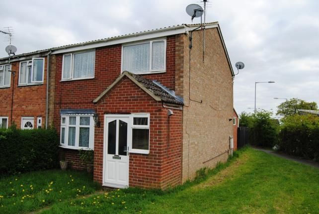 Thumbnail End terrace house for sale in Kings Lynn, Norfolk