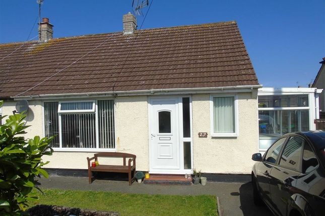 2 bed semi-detached bungalow for sale in Archers Green, Prestatyn, Denbighshire