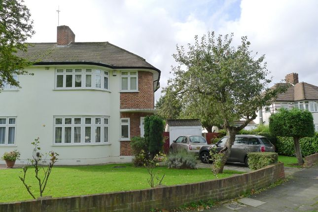 Thumbnail Semi-detached house to rent in Timbercroft, Epsom