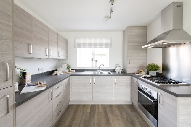 Thumbnail Terraced house for sale in Village Road, Peters Village, Wouldham, Kent