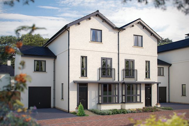 "Thumbnail Terraced house for sale in ""The Dowdeswell"" at New Barn Lane, Prestbury, Cheltenham"