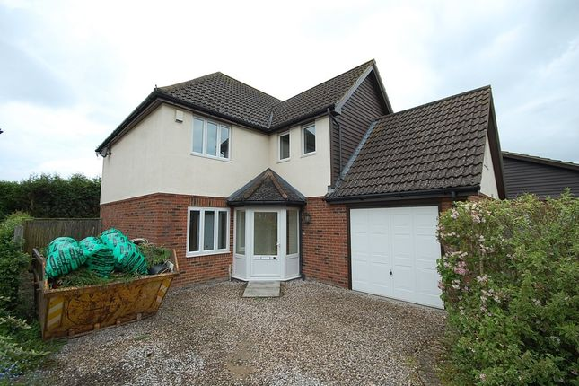 Thumbnail Detached house for sale in Lourdes Manor Close, Sellinge, Ashford