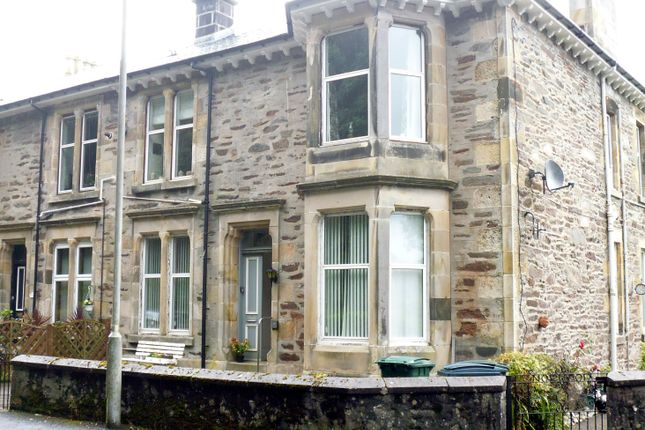 Thumbnail Flat for sale in 30, High Road, Port Bannatyne, Isle Of Bute