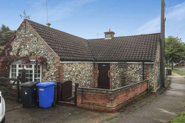 Thumbnail Detached bungalow for sale in Sands Lane, Oulton, Lowestoft