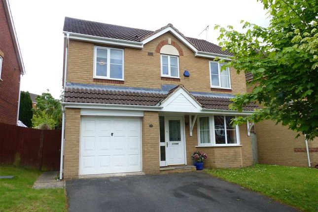 Thumbnail Detached house for sale in Castle Wood, Chepstow