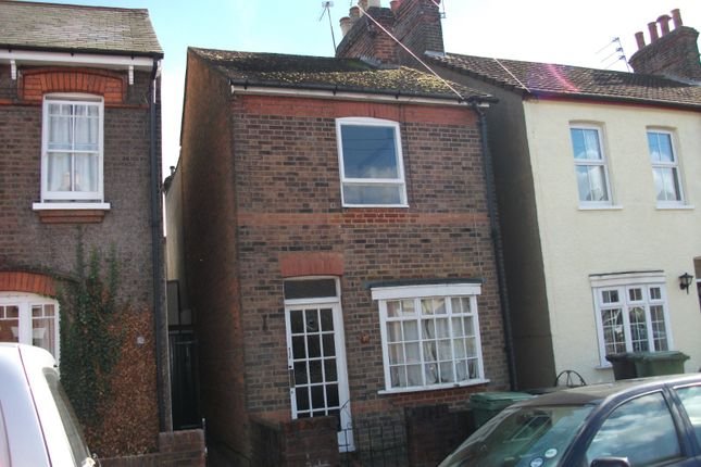 2 bed detached house to rent in Culver Road, St Albans AL1
