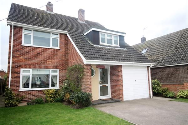 Thumbnail Property for sale in St Marys Road, Aingers Green, Great Bentley