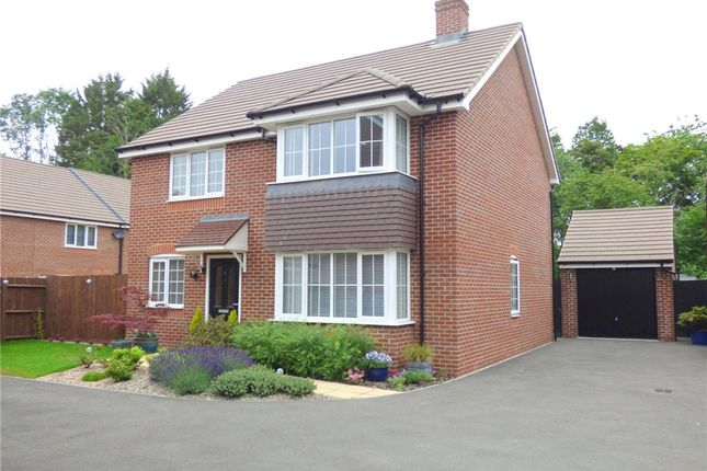 Thumbnail Detached house for sale in Arrow Close, Salford Priors, Evesham