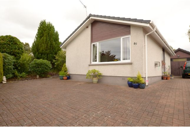 Thumbnail Detached bungalow for sale in Cradlehall Park, Inverness