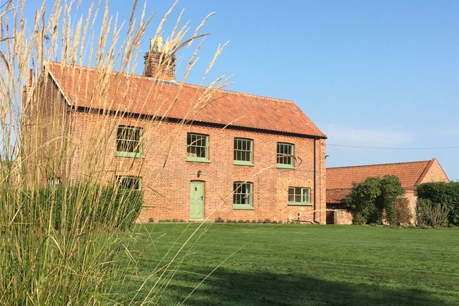 Thumbnail Detached house to rent in Primrose Lane, Kerdiston, Norwich, Norfolk