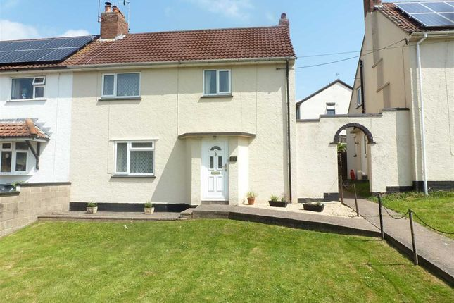 Thumbnail Semi-detached house for sale in Woodborough Crescent, Winscombe