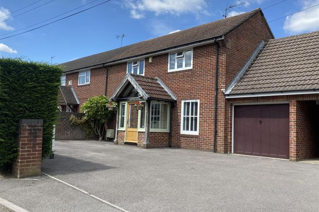 Thumbnail Semi-detached house for sale in Borough Road, Petersfield