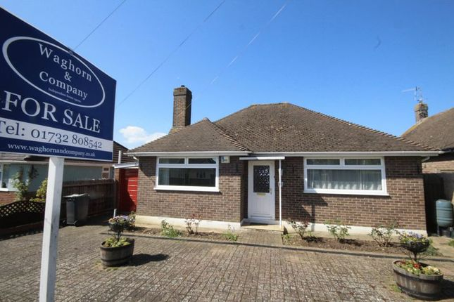 Thumbnail Detached bungalow for sale in Orchard Drive, Tonbridge