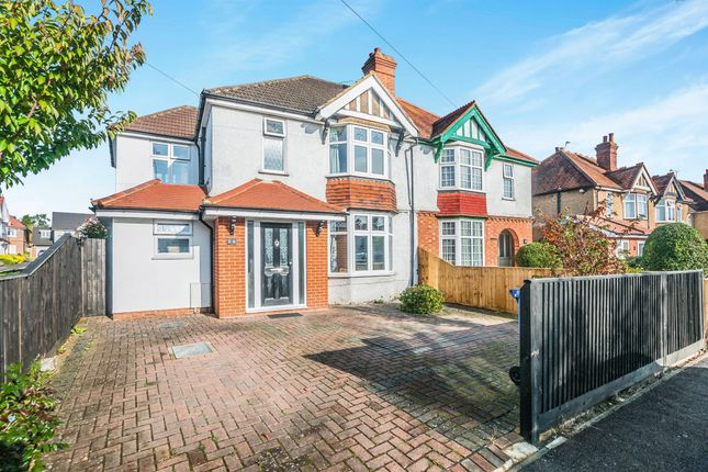 Semi-detached house for sale in St. Marks Crescent, Maidenhead