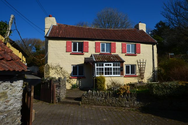 Thumbnail Cottage for sale in Middle Marwood, Barnstaple