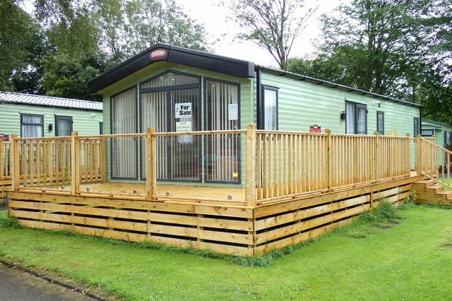 Thumbnail Lodge for sale in Carnaby Hemsley Holiday Home, Pinfold Caravan Park, Garsdale Road, Sedbergh