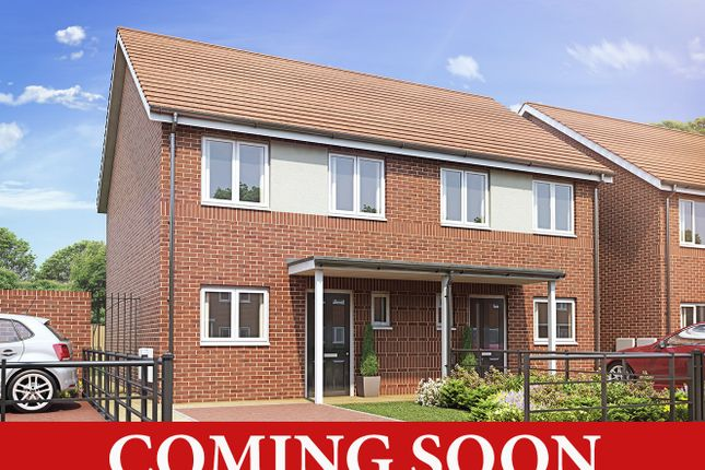 Thumbnail Detached house for sale in Coming Soon, Perry Common, Birmingham