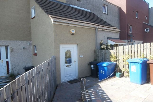 Thumbnail Terraced house to rent in Falconer Rise, Livingston