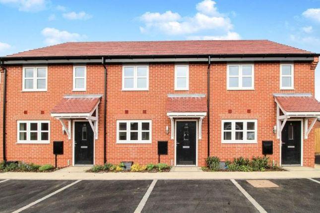 Thumbnail Terraced house for sale in Wheatcroft Drive, Edwalton