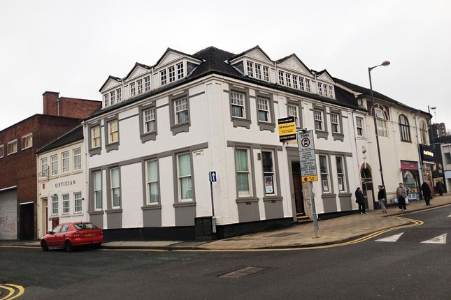 Thumbnail Flat to rent in Church Street, Stoke-On-Trent, 6 Studio Apartments Available Now