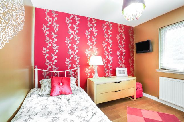 Bedroom Three of Silver Birch Drive, Baldovie, Broughty Ferry, Dundee DD5