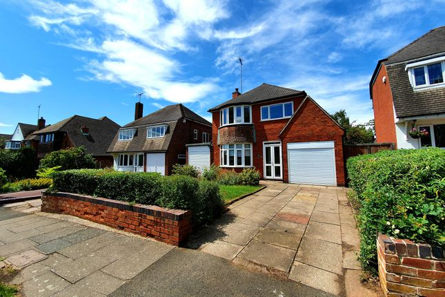 Thumbnail Detached house to rent in Pear Tree Drive, Great Barr, Birmingham