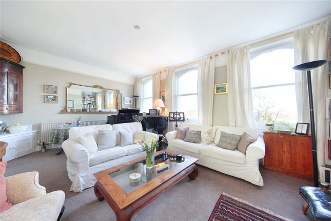 Thumbnail Flat for sale in Clapham Common South Side, Clapham, London