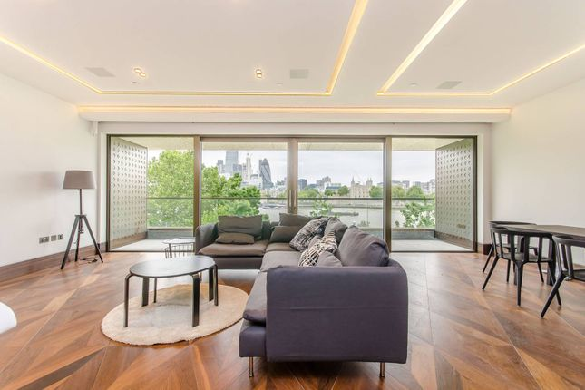 Thumbnail Flat to rent in Duchess Walk, London Bridge