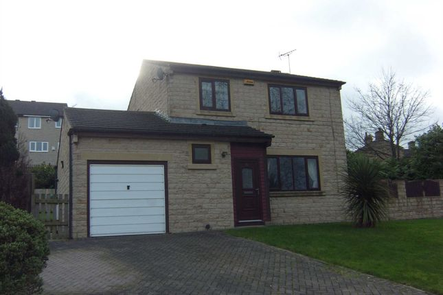 Thumbnail Detached house to rent in Rectory View, Dewsbury