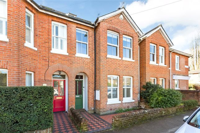 Thumbnail Terraced house to rent in Alswitha Terrace, King Alfred Place, Winchester, Hampshire