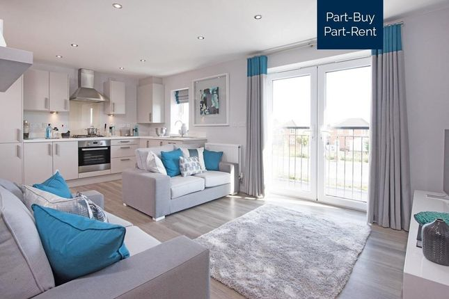 "2 bedroom flat for sale in ""Beatrice"" at Waterlode, Nantwich"