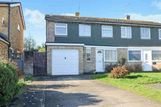 Thumbnail Semi-detached house for sale in Pippin Road, East Peckham, Tonbridge