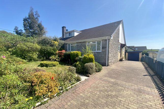 Thumbnail Semi-detached bungalow for sale in Greenmeadow Drive, Penhow, Caldicot