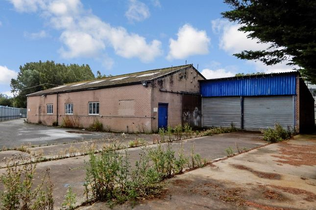 Thumbnail Industrial for sale in Unit 3, Millrace Road, Carlisle, Cumbria