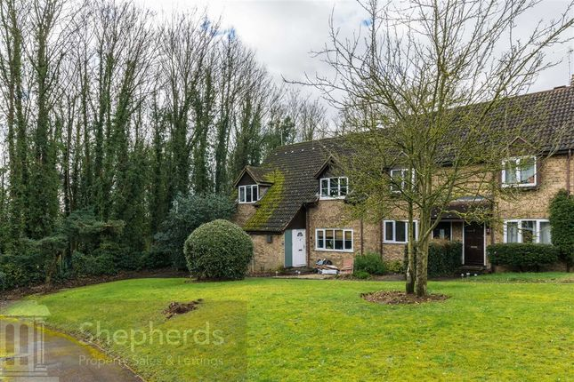 Thumbnail End terrace house for sale in Halleys Ridge, Hertford, Herts