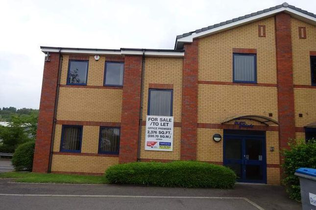 Thumbnail Office for sale in Steelpark Road, Halesowen